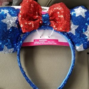 Disney Minnie Mouse Ears Headband
